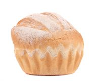 Delicious white bread. Royalty Free Stock Photos