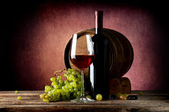 Delicious wine Royalty Free Stock Photography