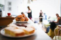 Delicisous muffins Zdjęcia Stock