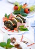 deliciuos食物 免版税库存图片