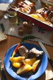 delicous еда Стоковое Фото