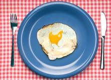 delicous закрутка зажаренная яичком Стоковое фото RF
