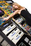 Delightful Data Center Stock Photos