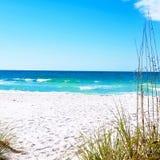 Ocean View. A delightful Florida ocean view Stock Images