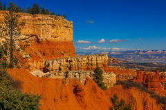 Delightful rock formation in Bryce Canyon National Park. Utah, United States of America Royalty Free Stock Photos