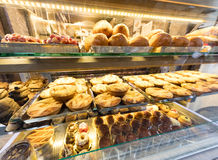 Delights in neapolitan patissery Stock Photography