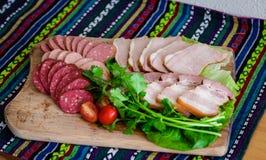 Delikatesów mięsa Zdjęcia Stock