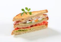 delikatesy kanapka obrazy royalty free