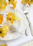 Delikatna Wielkanocnych jajek dekoracja Obraz Royalty Free