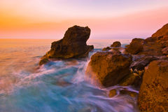 Delikatny Morze Fotografia Royalty Free