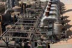 Delimara-Kraftwerk Marsaxlokk, Malta Lizenzfreie Stockfotografie