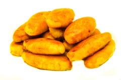 Delishes de nourriture de petit pâté de tartes de Pirogi images stock