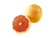 delishesgrapefrukter royaltyfri fotografi