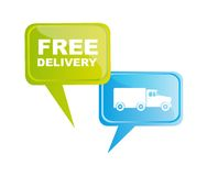 Delivery royalty free illustration