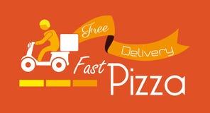 delivery Photographie stock libre de droits