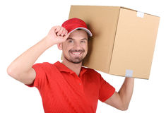 delivery image stock