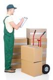 delivery photo libre de droits