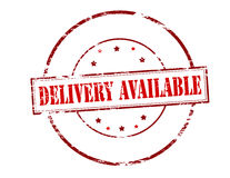 Delivery available Stock Images