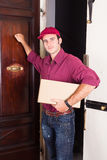 Delivery Boy Stock Photos