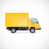 Delivery Car. Stock Photography
