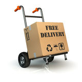 Delivery concept Royalty Free Stock Image