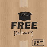 Delivery design Stock Photos