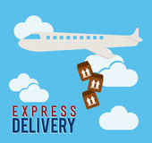 Delivery design Stock Photo