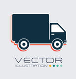 Delivery design Royalty Free Stock Photos