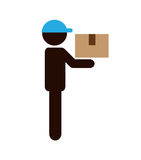 Delivery design Royalty Free Stock Photo
