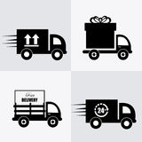 Delivery design. Royalty Free Stock Photos