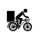 Delivery icon image Stock Images