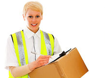 Delivery Royalty Free Stock Images