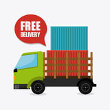 Delivery and logistics Stock Photos