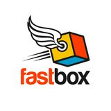 Delivery Logo Template Royalty Free Stock Images