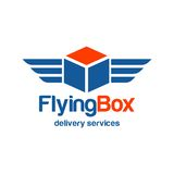 Delivery Logo Template Stock Photography