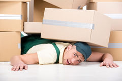 Delivery. Royalty Free Stock Photo