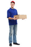 Delivery man Royalty Free Stock Photo