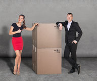 Delivery Royalty Free Stock Image