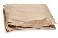 Delivery package Stock Photos