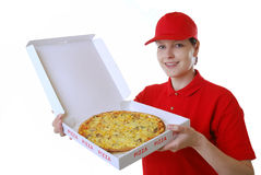 Delivery service Stock Image