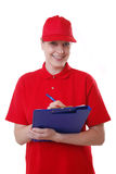 Delivery service Stock Photos