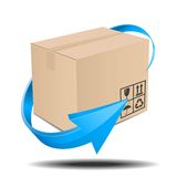 Delivery services Stock Photography