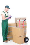 Delivery. Stock Photos