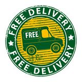 Delivery sing Stock Photography