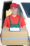 Delivery Royalty Free Stock Photo