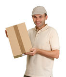 Deliveryman Stock Photography