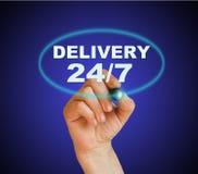 deliveryman Zdjęcia Stock