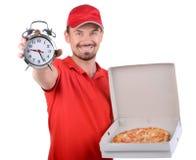 deliveryman obraz royalty free
