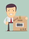 Deliveryman Stock Images