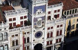 "Dell ""Orologio Torre в Венеции, Италии стоковое фото rf"